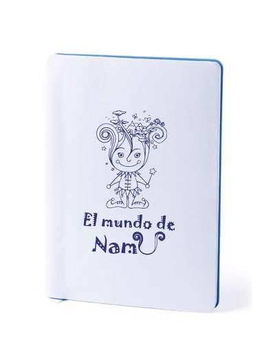 Libreta Polipiel - Mundo de Namu