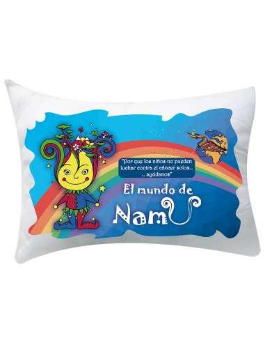 Cojin Mundo de Namu