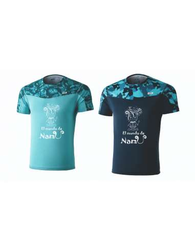 Camiseta El Mundo de Namu - Nueva...