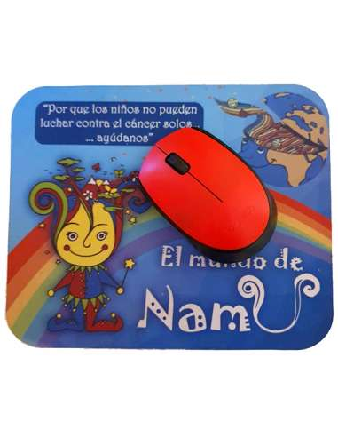 Alfombrilla de ratón Namu